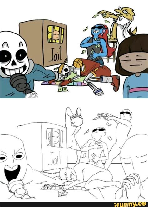 Undertale Sans Memes - draw the squad meme undertale pictures to pin on pinterest pinsdaddy