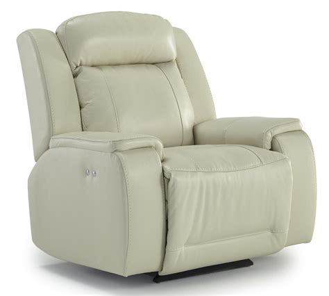 memory foam recliners best home furnishings hardisty casual power space saver
