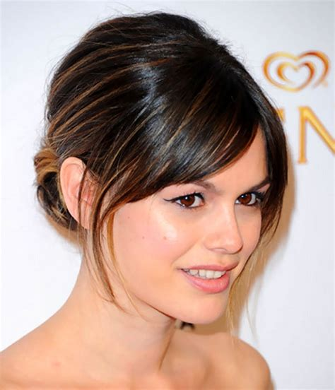 15 bang hairstyles of celebrities for trendy look new 18 trendy hairstyles with bangs for this season pretty