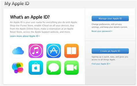 section sign on mac how to change create or reset apple id macworld uk