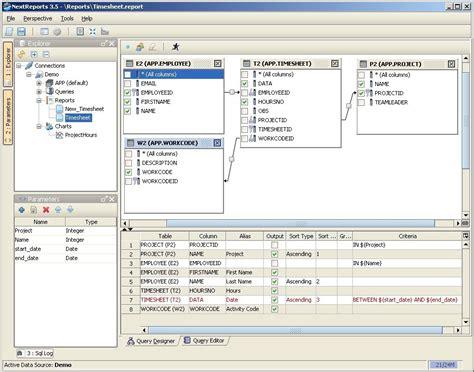 brio reporting tool download brio query designer software web based visual