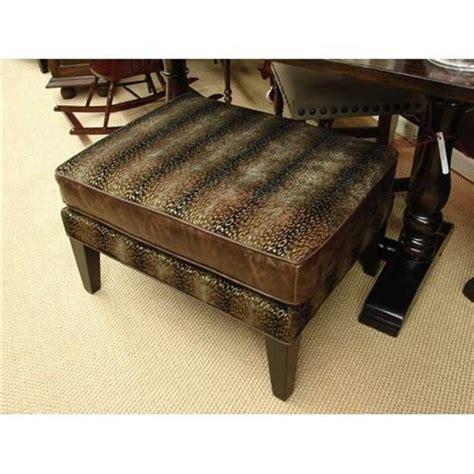 leopard ottoman coffee table leopard print designer ottoman stool table 2233159