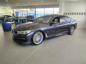 Bmw B7 Alpina Bmw 2017 Alpina B7 Alpina B7 Confirmed For Australia