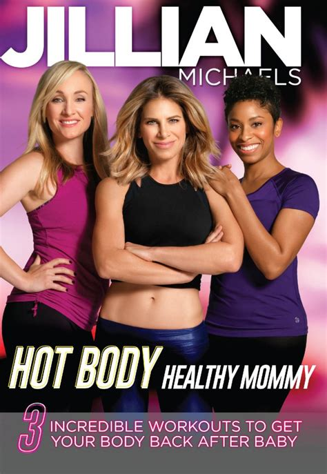 c section exercise dvd jillian michaels hot body healthy mommy mommy s weird