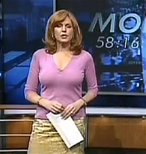 news reporter with hard nipples world news spicy newsreaders liz claman very sexy milf newsanchor of