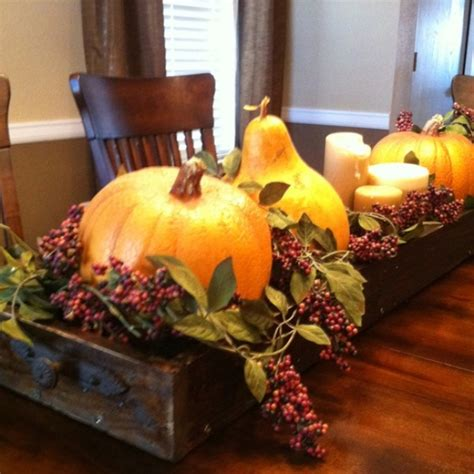 fall decorating table ideas 44 autumn table arrangements