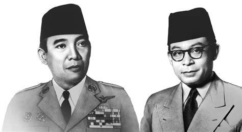 Proklamator Indonesia soekarno hatta jadi gambar utama uang kertas rp 100 ribu
