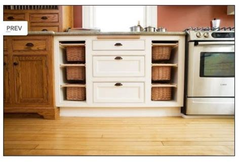Houzz Oak Kitchen Cabinets White Cabinets W Oak Accent Unit Traditional Kitchen Milwaukee By A Fillinger Inc
