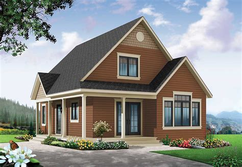 cottage house plan  expansion dr cottage