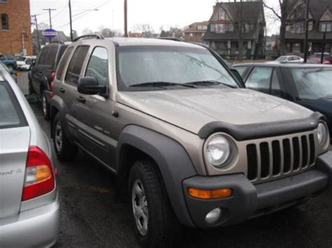 Jeep Liberty Parts 2003 Purchase Used 2003 Jeep Liberty Sport 4 Door 3 7l For