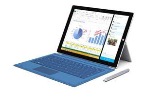 Table Protector Pad Liveblog Microsoft Surface Pro 3 Announcement