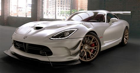 dodge viper 2016 the motoring world fca and all it s sub brands produces