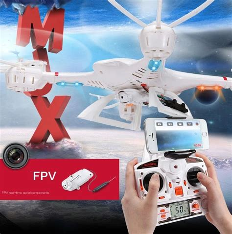 Drone Mjx X400 24g 6 Axis 3d Roll Rc Quadcopter mjx x series x400 2 4g 6 axis 3d roll fpv rc quadcopter