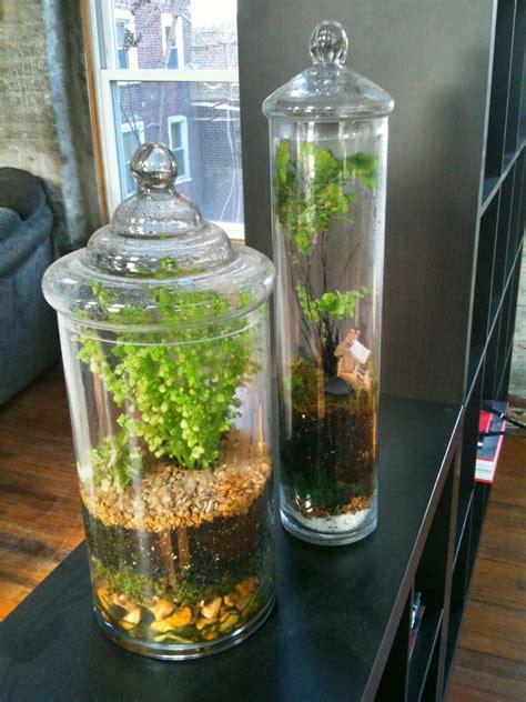 Cool Vases 8 bit terrariums jude buffum