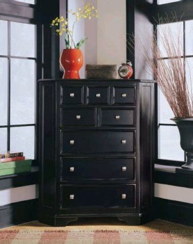 black corner dresser home furniture design