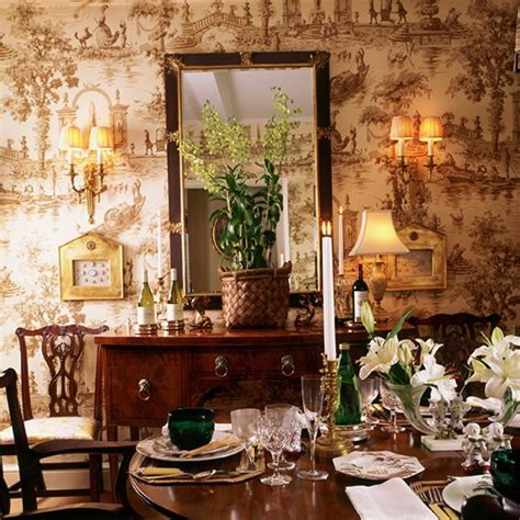 Wallpaper In Dining Room by Wallpaper Dining Room Ideas 2017 Grasscloth Wallpaper