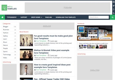 best blogging templates template terbaru jamil 21