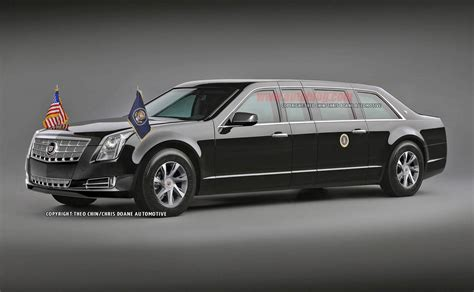 Headl Allnew Limo Kanan what will the next presidential limo look like autoblog
