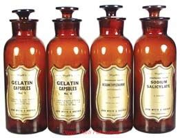 most valuable apothecary bottles