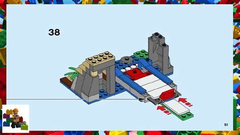 Lego City 60160 Jungle Mobile Lab lego city jungle 60160 jungle mobile lab book 1