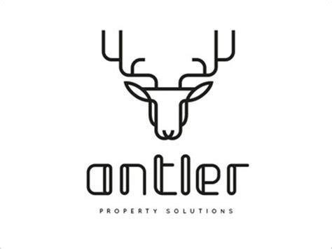 simple line art used in logo design | 25 beautiful examples