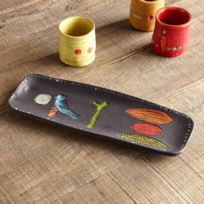 Sundance Gift Card - clay ceramic olive dishes robert redford s sundance catalog