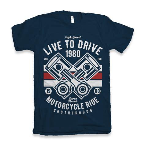 Tshirt Live To Ride live to ride 1980 t shirt design buy t shirt designs