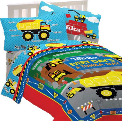 dump truck toddler bed tonka trucks twin bedding set dump truck world bed