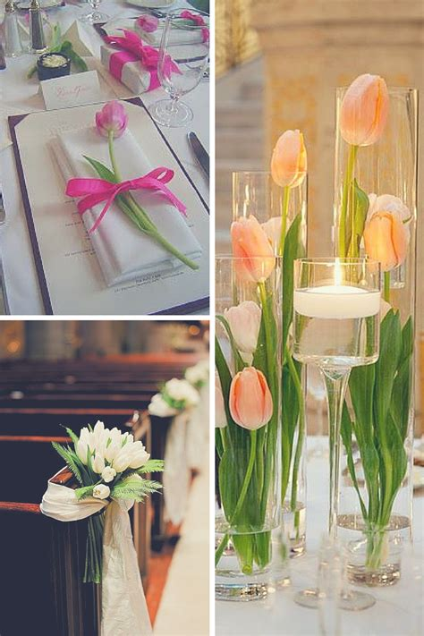 tema matrimonio fiori nozze in primavera matrimonio a tema tulipani