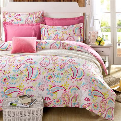 popular pink paisley bedding buy cheap pink paisley