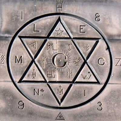 B47 Bendera Besar Hexagram Israel bocah blesteran kediri simbol simbol satanisme