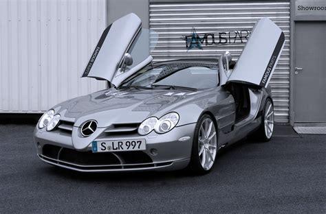 Auto Tuning Ratingen by Famous Parts Mercedes Benz Slr Mclaren Roadster