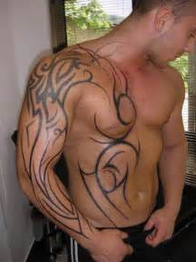 all about fashion tribal tattoos for men