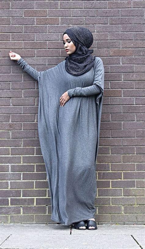 Jaket Rope Simple Bb Turkish Grey Jaket Simple Bb Jaket Bolak Balik slim fit batwing caftan plain jersey abaya collection