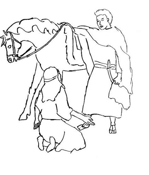 sunday school coloring pages king david kindness david abigail nabal bible coloring pages