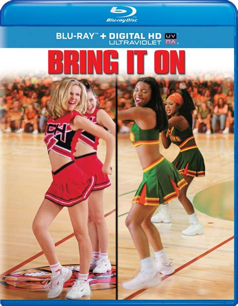 Dvd Bring It On bring it on dvd release date february 8 2005