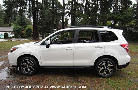 subaru forester 2016 white 2016 subaru forester exterior photo page 1
