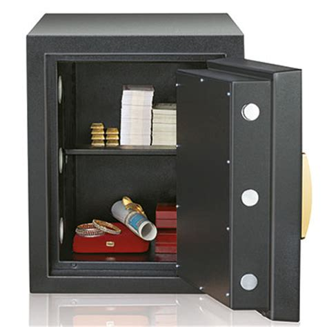 Safety Door Price List by Buy Godrej Manual 1814 Matrix Black At Best Price