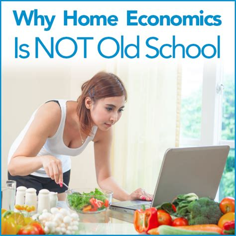why home economics is not school get healthy u