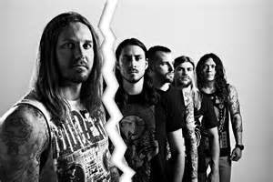 as i lay dying members are working on new music without