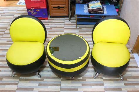 sofa dari ban bekas kerajinan sofa bahan ban bekas di ponorogo