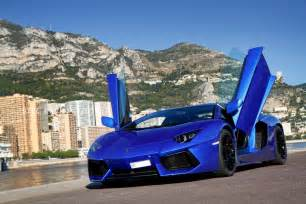 Lamborghini In Blue Black And Blue Lamborghini 8 Background Hdblackwallpaper