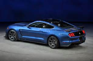 Ford Mustang Shelby 2016 New 2016 Ford Mustang Shelby Gt350 Release Date Interior