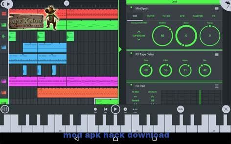 download fl studio mobile mod apk hack files best tools