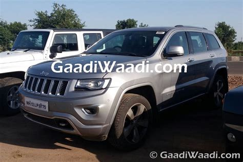 jeep india jeep and wrangler four door spied in india again