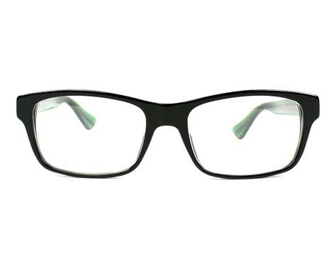 Gucci 0006 5 Warna gucci eyeglasses gg 0006 o 006 black visionet