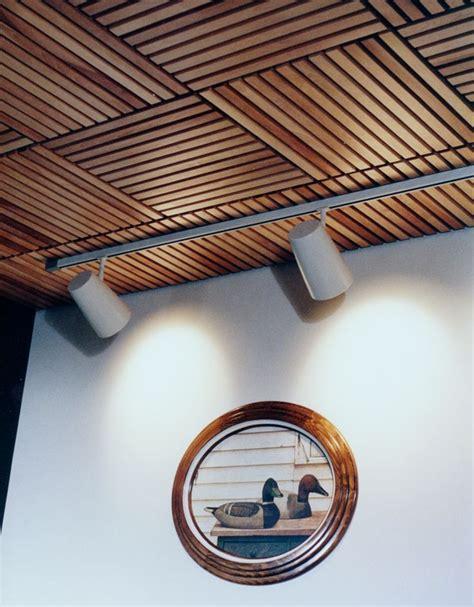 25 best ideas about wood ceiling panels on pinterest