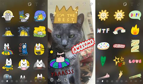 How To Remove Snapchat Stickers