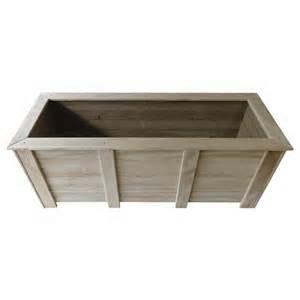 rectangle planter box 1800l x 600w x 700h