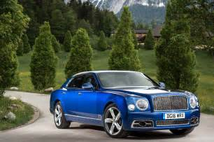 Bentley Mullsane 2017 Bentley Mulsanne Drive Review Motor Trend
